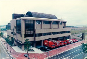 早良消防署 | 公共建築物 | ユニオン設計株式会社